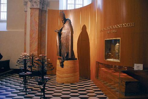 Cappella del beato Giovanni XXIII