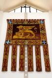 Manifattura veneziana sec. XVII, Gonfalone