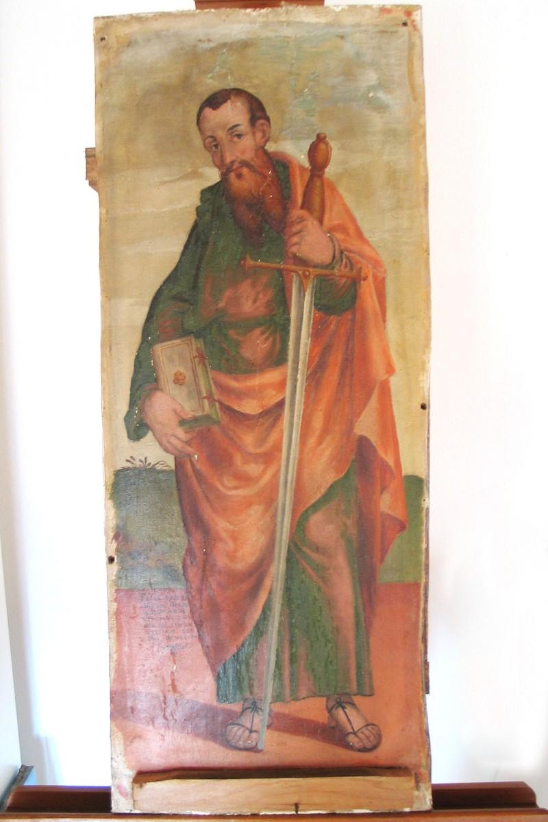 Agostini G. A. (1596), S. Paolo apostolo