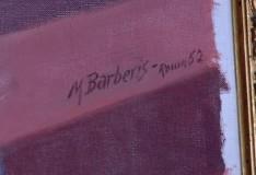 Barberis M. (1952), Dipinto S. Pio X