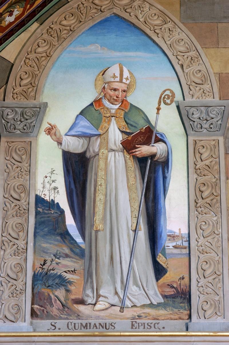 Morgari L. (1896-1897), San Cumiano vescovo