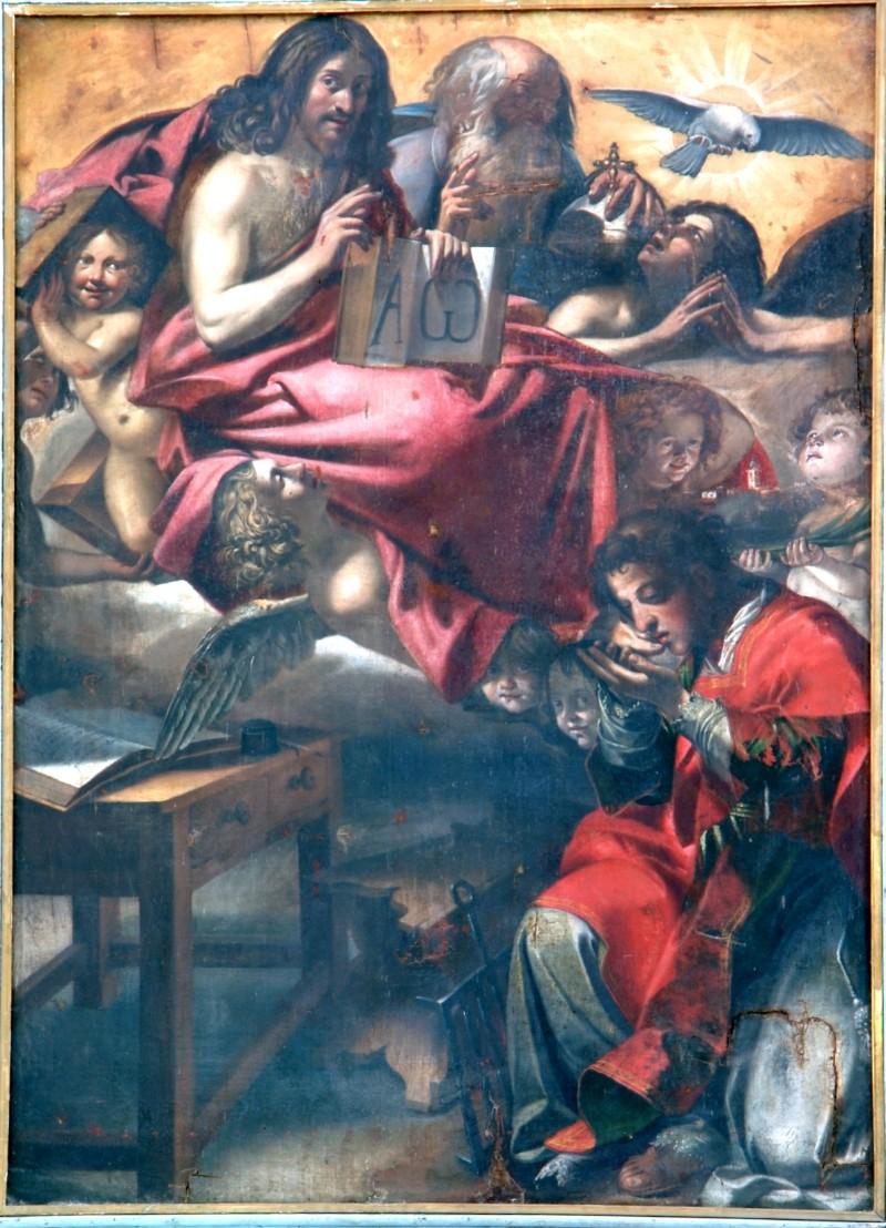 Guidotti P. sec. XVII, Trinità e San Lorenzo