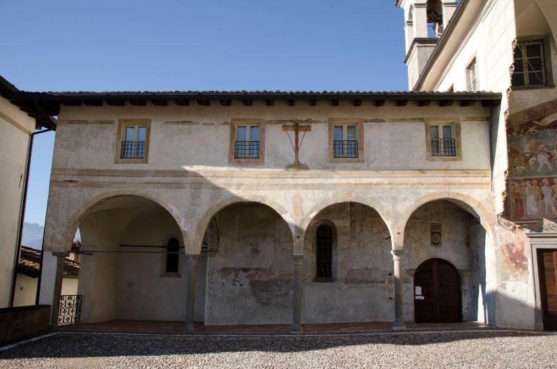 Chiesa di San Bernardino <Clusone>