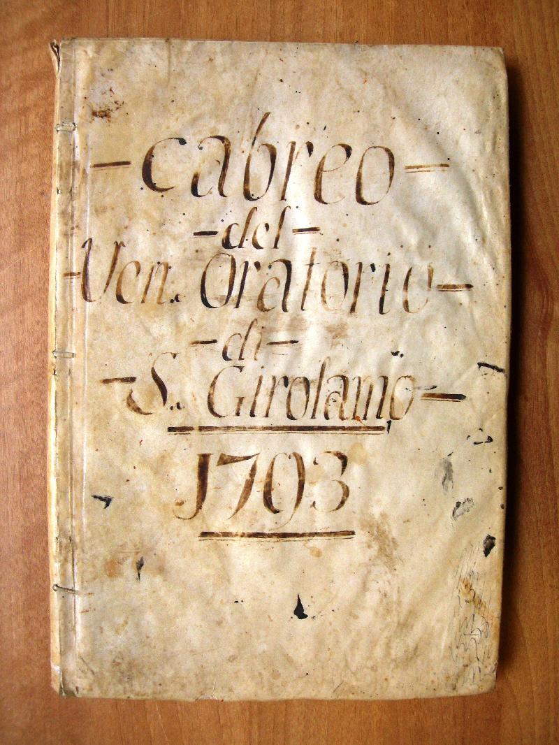 Fondo della Confraternita di San Girolamo <Viterbo>