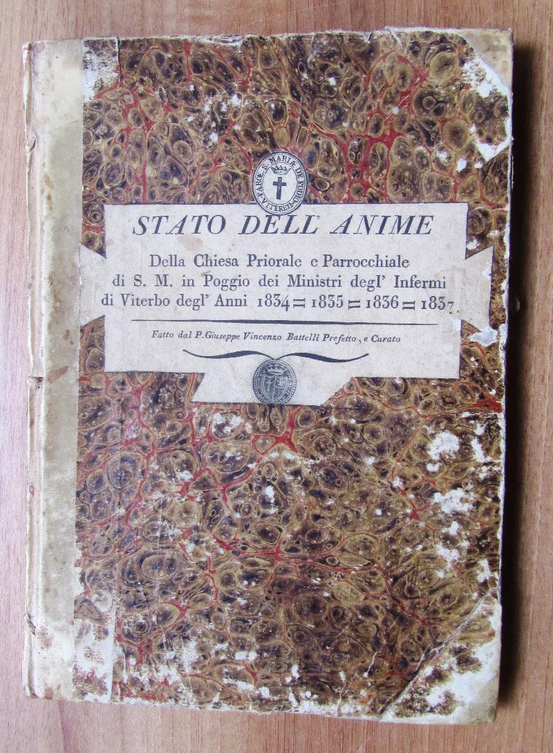 Fondo della parrocchia di S. Maria in Poggio <Viterbo>