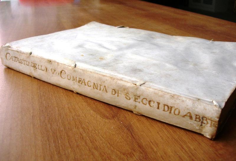 Fondo della Confraternita di S. Egidio <Viterbo>