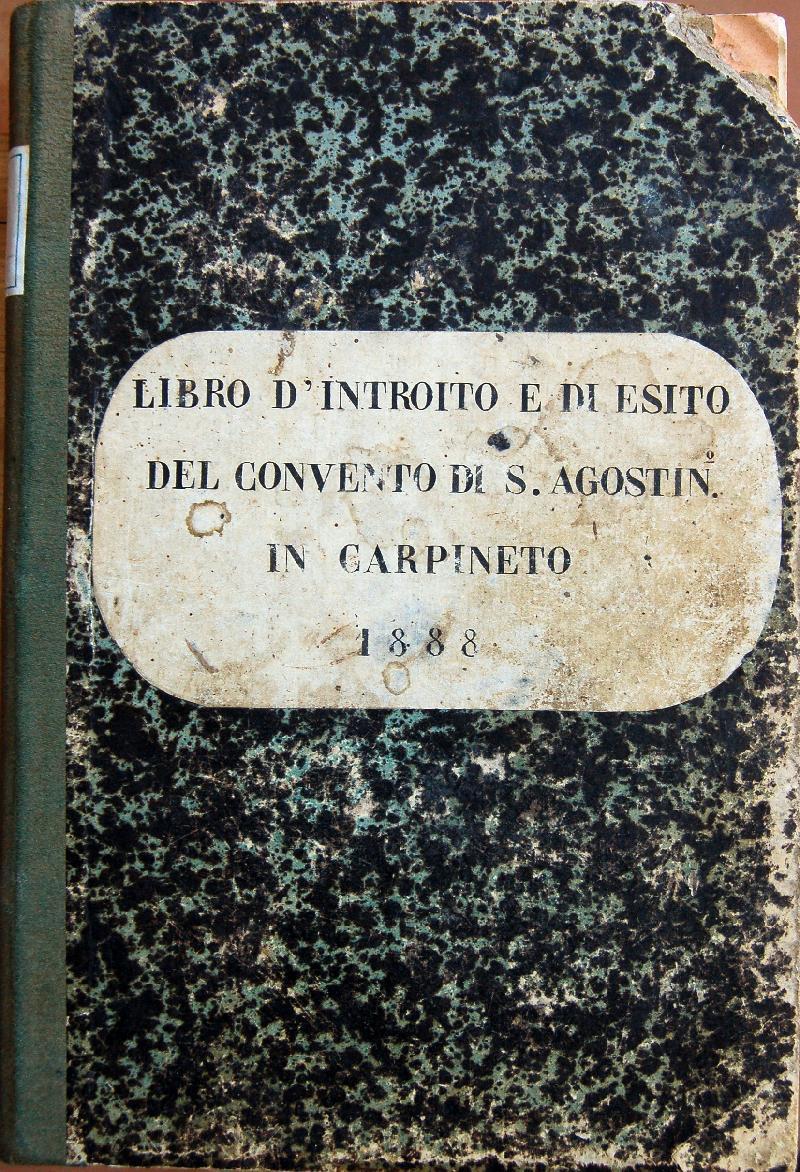 Fondo del Convento di Sant'Agostino <Carpineto Romano>