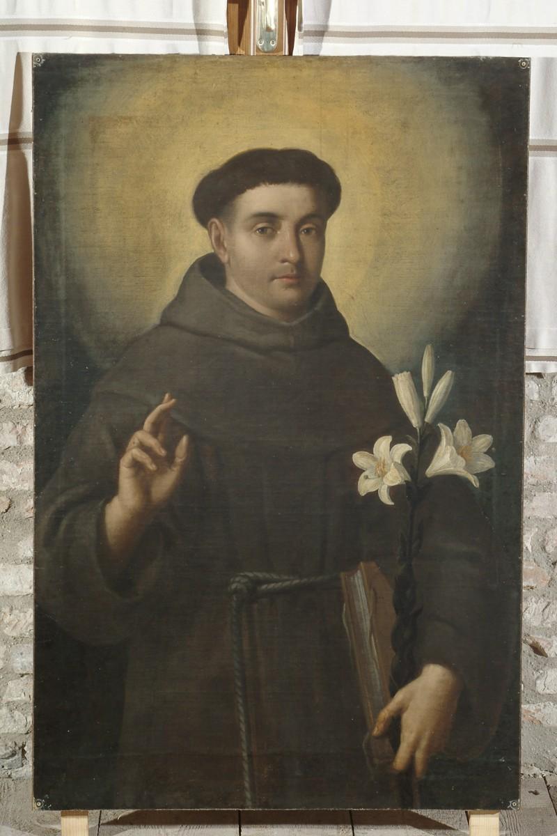 Ambito veneto sec. XVII, Sant'Antonio