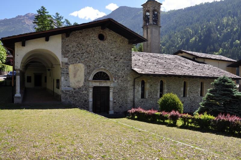 Chiesa di San Giacomo Maggiore Apostolo e San Vincenzo