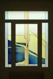 Bottega veronese (2005), Vetrata con la Creazione della luce