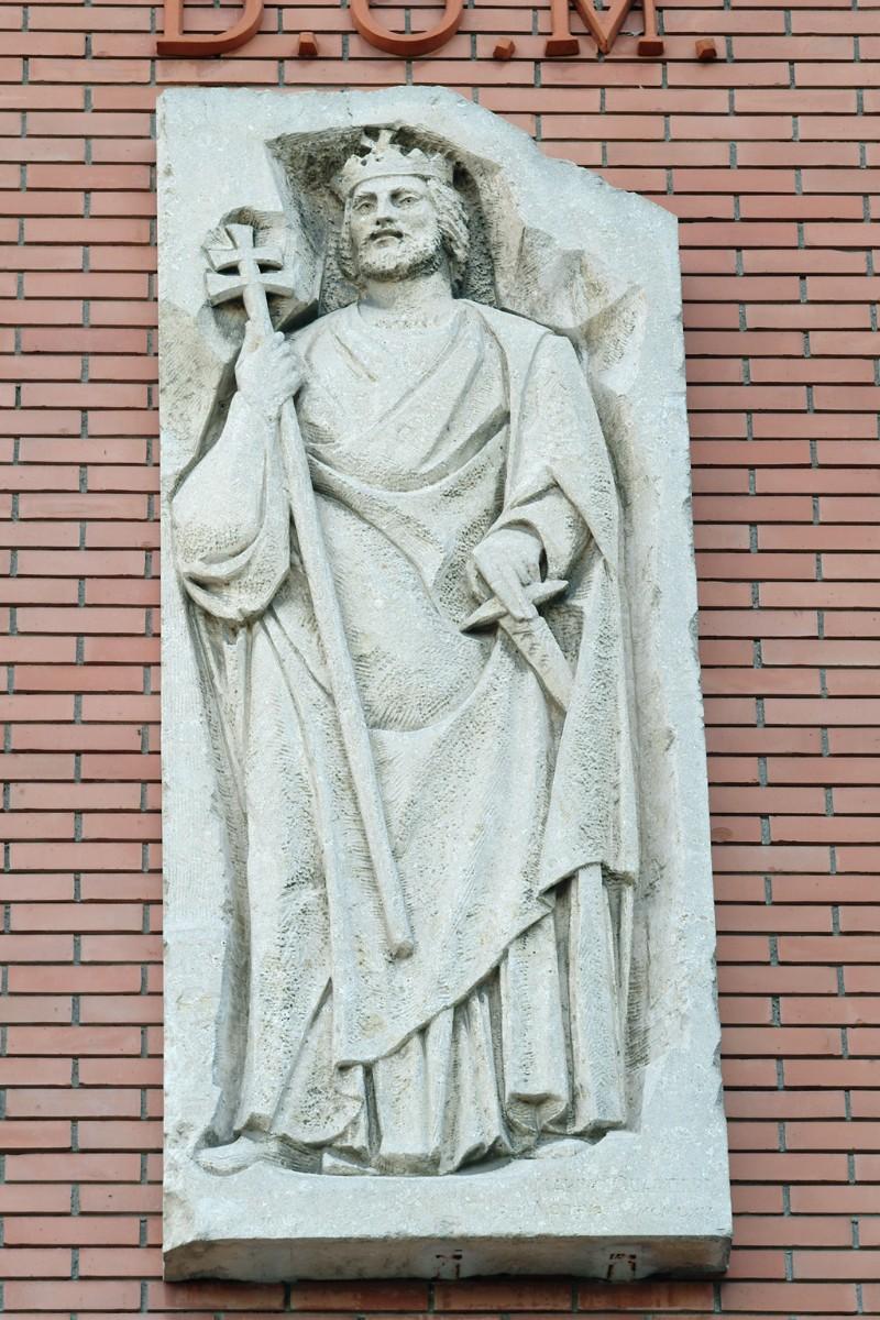 Quartieri M. (1965), Santo Stefano re d'Ungheria