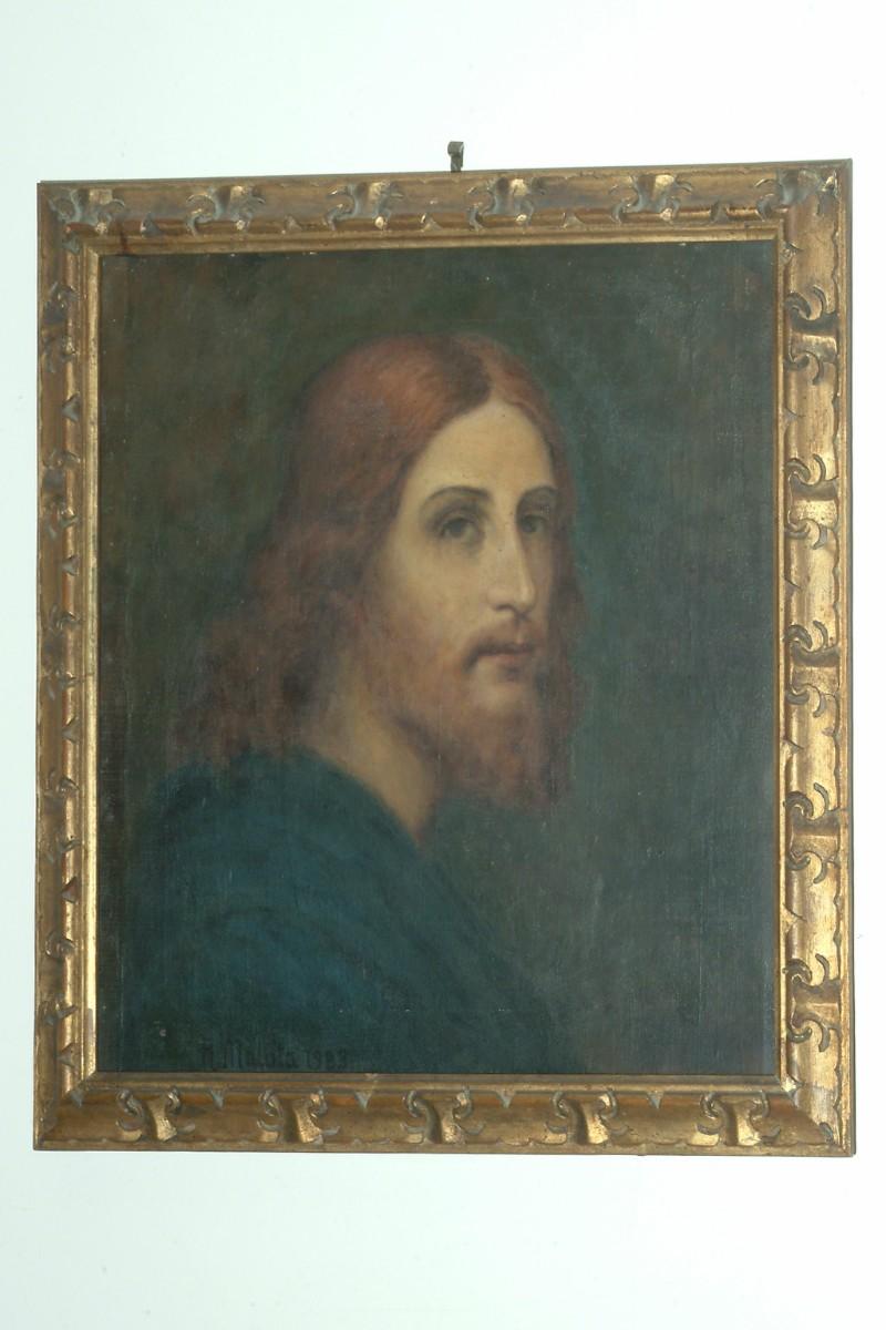 Maluta R. (1933), Gesù Cristo