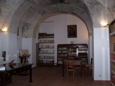 Ingresso biblioteca diocesana