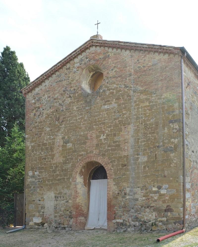 Chiesa della Madonna dell'Olivo <Torrita di Siena>