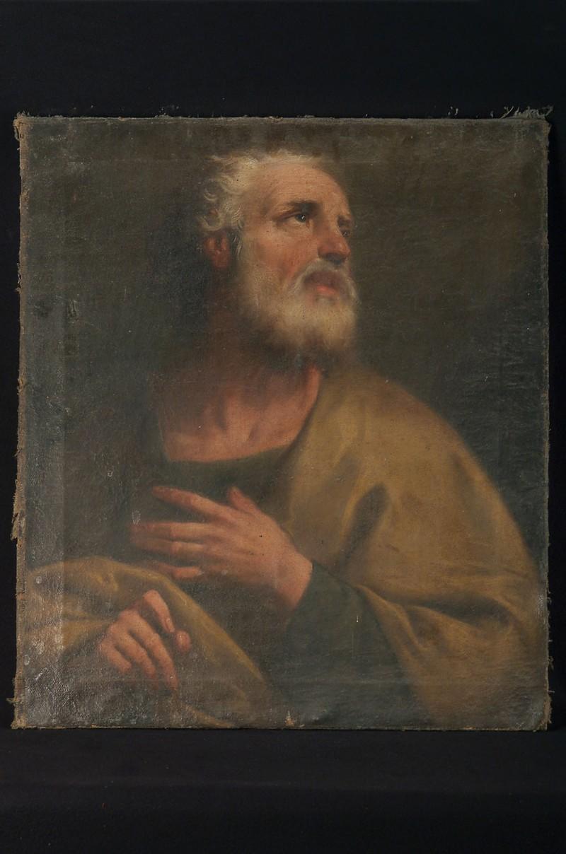 Ambito veneto sec. XVIII, San Giuseppe d'Arimatea