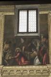 Ambito veneto seconda metà sec. XVI, Gesù Cristo asciugato dalla Veronica