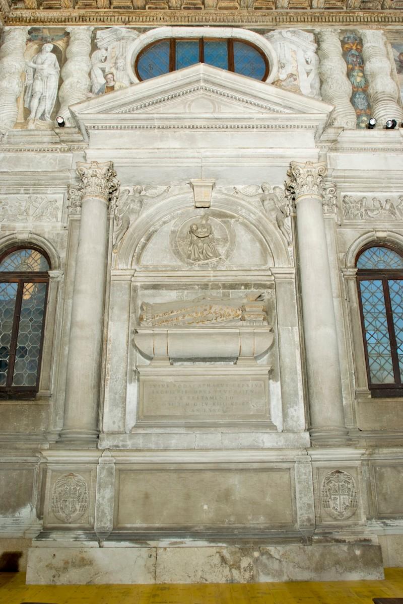 Tatti J. detto Sansovino (1557-1559), Monumento sepolcrale dell'Arciv.Podacataro