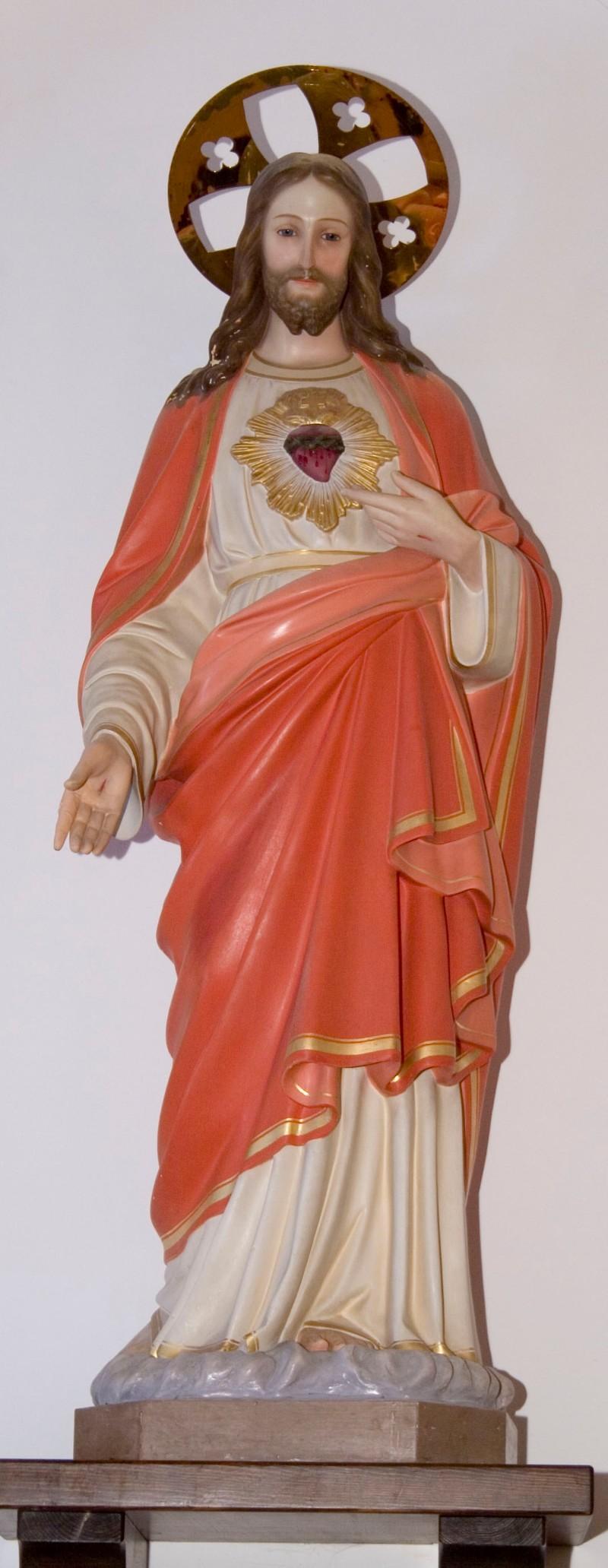 Ambito romano sec. XX, Sacro Cuore di Gesù