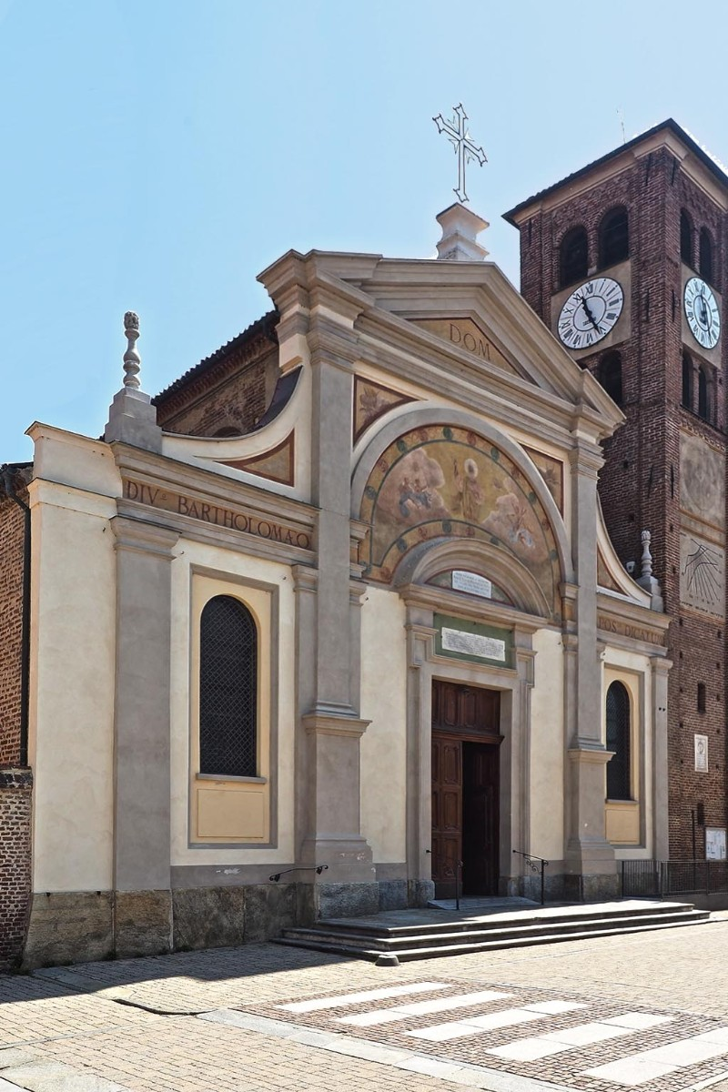 Chiesa di San Bartolomeo Apostolo <Vinovo>