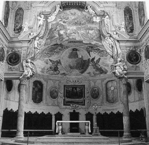 Presbiterio 1961 circa