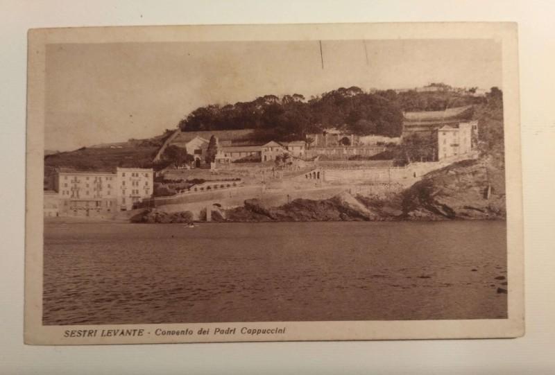 Fondo del convento dei Frati Minori Cappuccini di Sestri Levante <Sestri Levante>