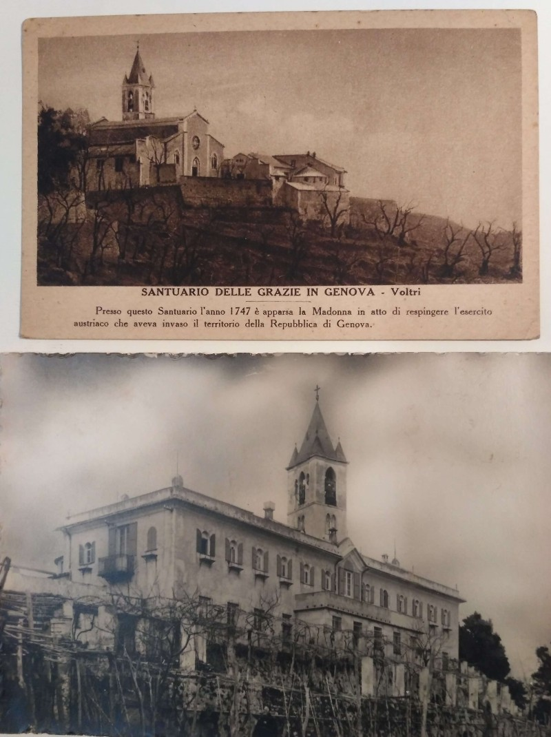 Fondo del convento dei Frati Minori Cappuccini di San Nicolò di Voltri <Voltri, Genova>