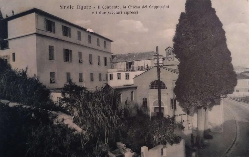 Fondo del convento dei Frati Minori Cappuccini di Finalmarina <Finalmarina (Finale Ligure)>