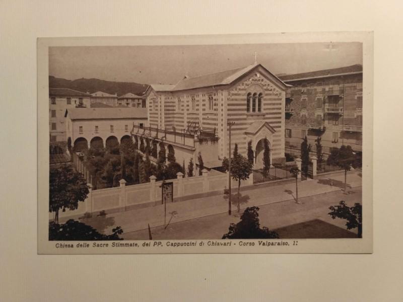 Fondo del convento dei Frati Minori Cappuccini di Chiavari <Chiavari>