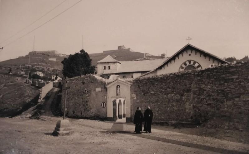 Fondo del convento dei Frati Minori Cappuccini di San Barnaba <Genova>
