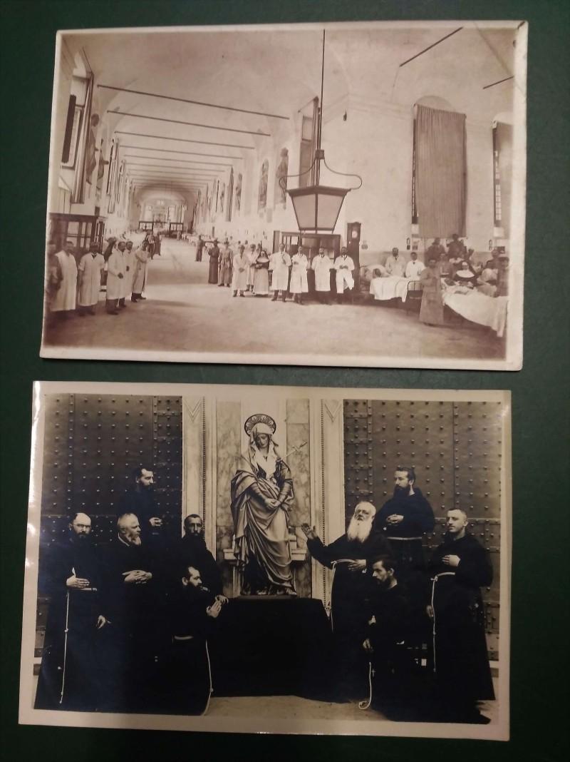 Fondo del convento dei Frati Minori Cappuccini della Santissima Annunziata di Portoria all'Ospedale di Pammatone <Genova>