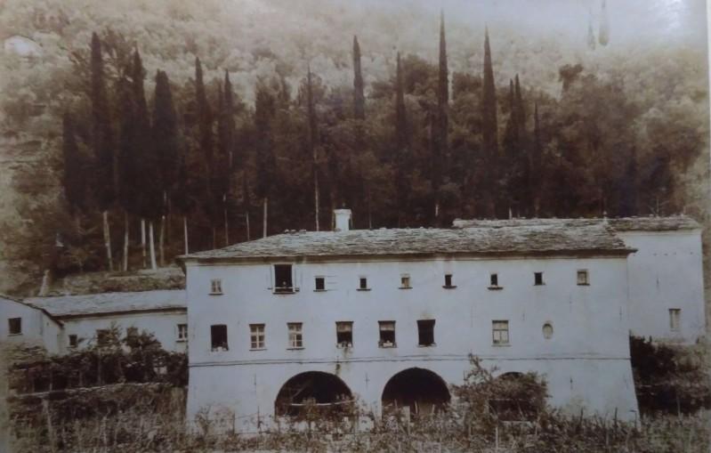 Fondo del convento dei Frati Minori Cappuccini di Pieve di Teco <Pieve di Teco>