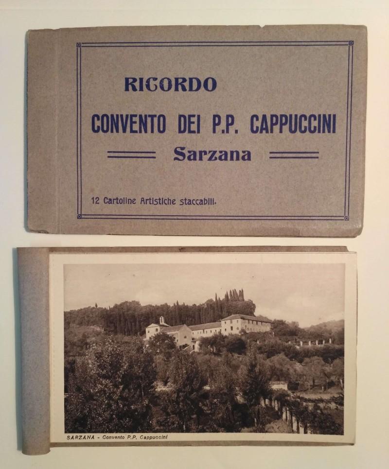 Fondo del convento dei Frati Minori Cappuccini di Sarzana <Sarzana>