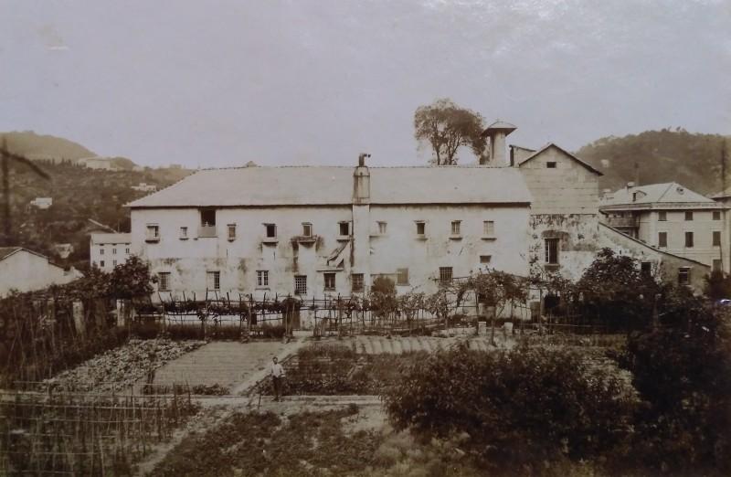 Fondo del convento dei Frati Minori Cappuccini di Pontedecimo <Pontedecimo, Genova>