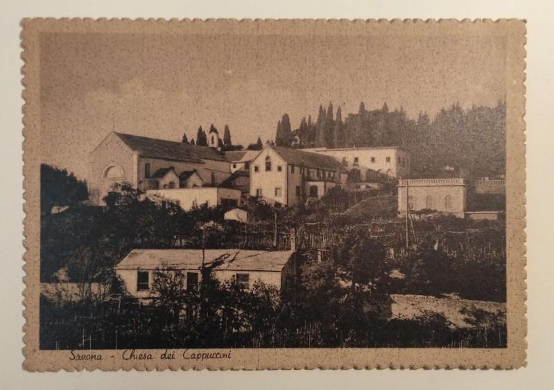 Fondo del convento dei frati Minori Cappuccini di Savona <Savona>