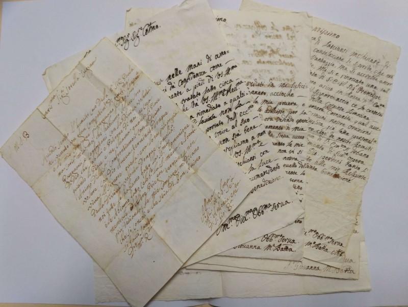 Fondo della causa di beatificazione della Venerabile Giovanna Maria Battista Solimani <Genova>