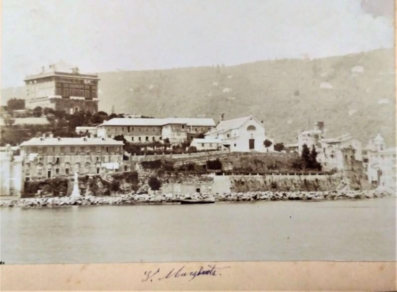 Fondo del convento dei Frati Minori Cappuccini di Santa Margherita Ligure <Santa Margherita Ligure>