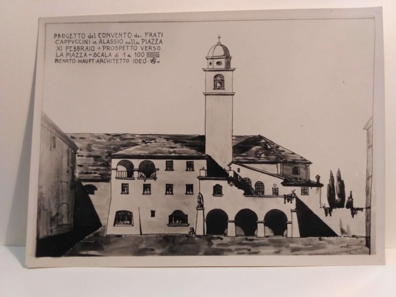 Fondo del convento dei Frati Minori Cappuccini di Alassio <Alassio>