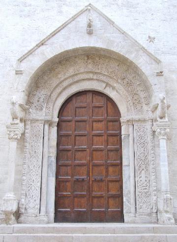 Il portale d'ingresso  principale