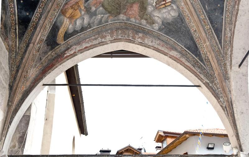Baschenis S. (1533), Sottarco con Veronica