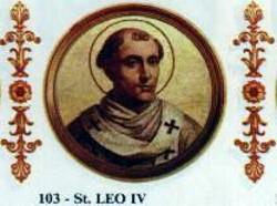 Papa Leone IV