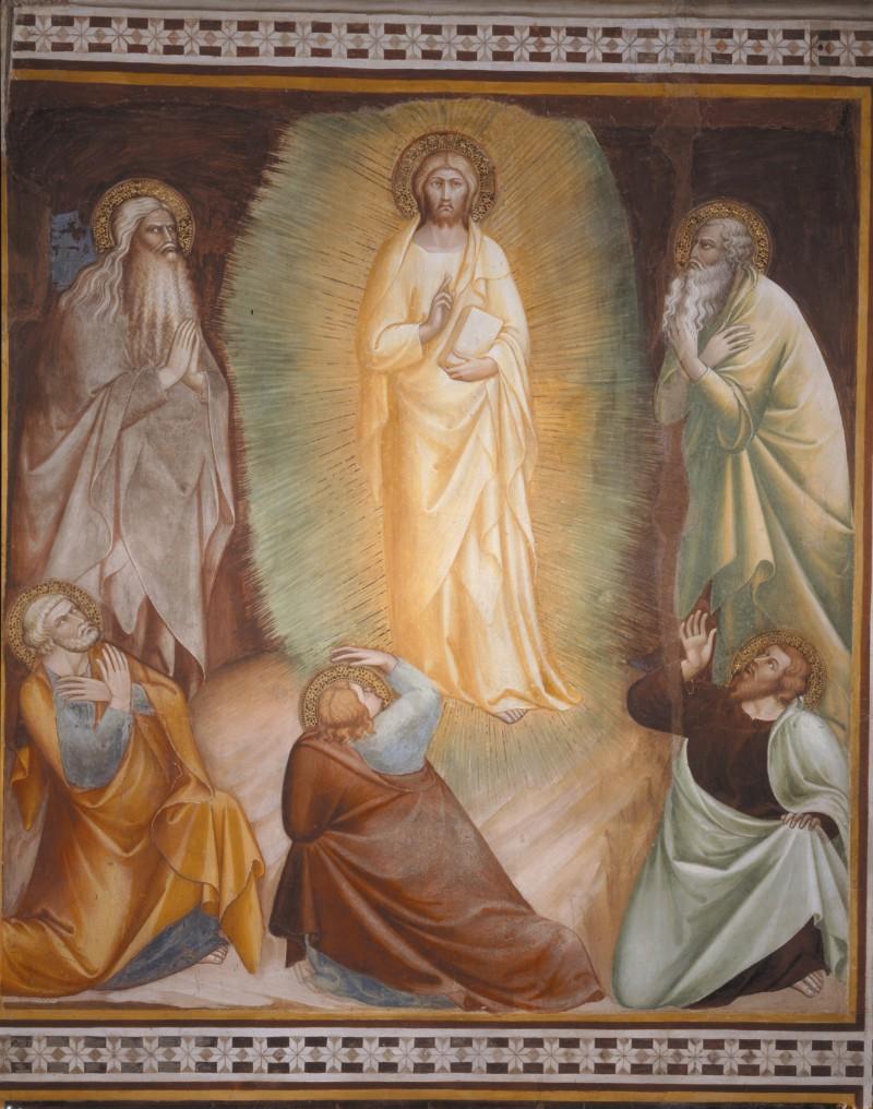 Memmi L.-Memmi F. sec. XIV, Trasfigurazione di Gesù Cristo