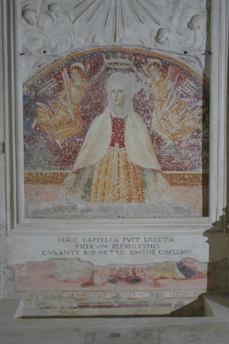 Ambito Italia centrale secc. XV-XVI, Madonna della Misericordia