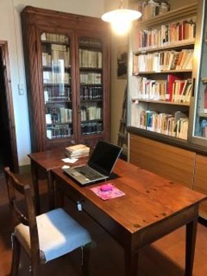 Sala di consultazione