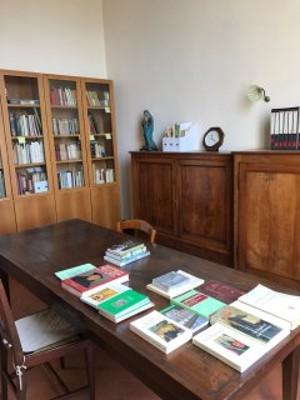 Sala consultazione 2
