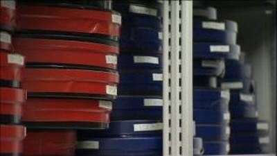 Archivio film