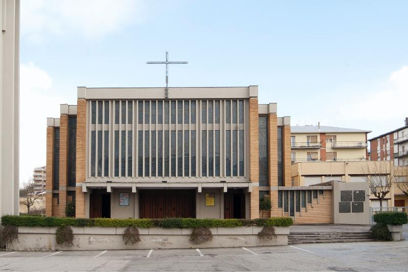 Chiesa di Beata Maria Vergine della Misericordia <Fabriano>