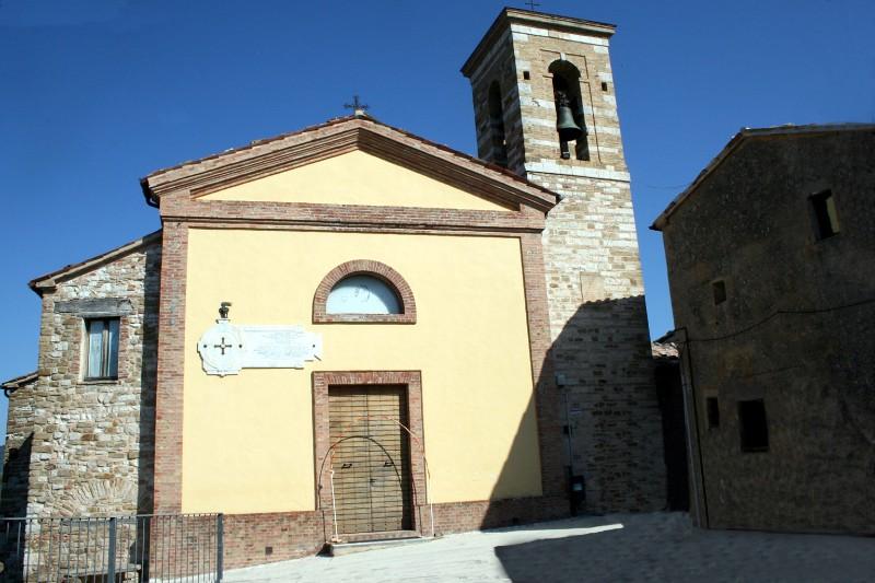 Chiesa di Santa Maria delle Grazie <Precicchie, Fabriano>