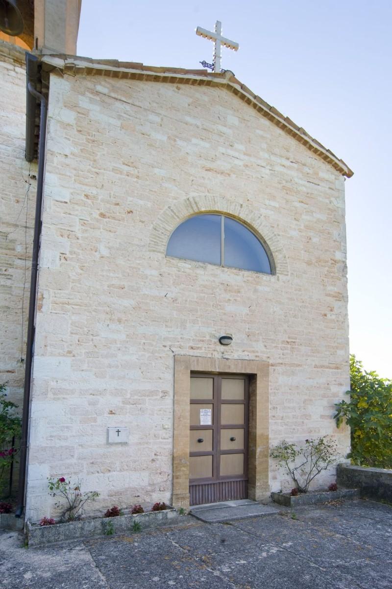 Chiesa di San Gregorio Papa <Colleponi, Genga>