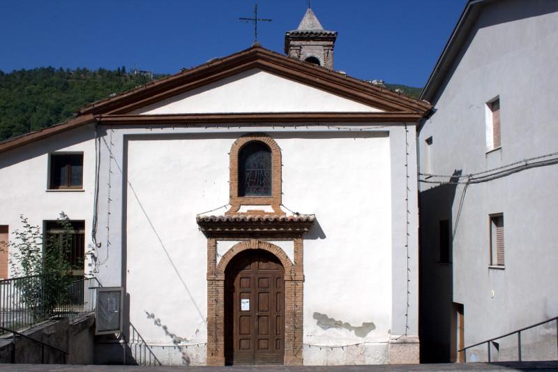 Chiesa di Santa Maria Assunta <Camponocecchio, Genga>