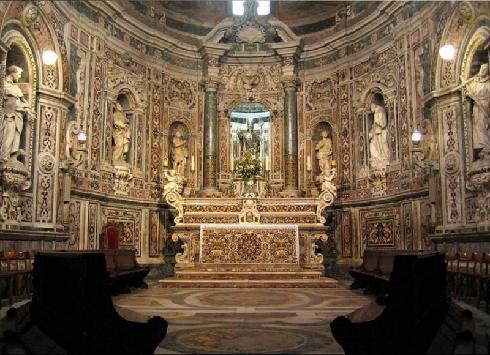 La cappella di San Cataldo
